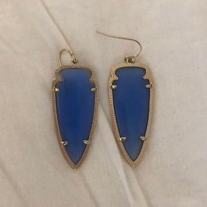 Light Blue Kendra Scott earrings